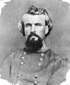 Nathan Bedford Forrest admitted meeting his match for the first time in James H. Wilson.