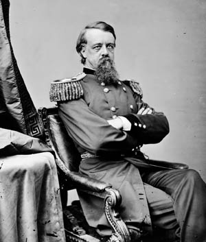 Major General Alfred Terry, led the final Union attack.
