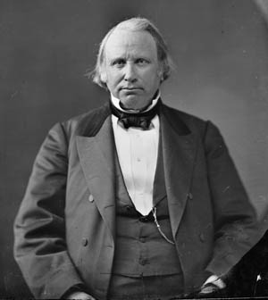 Massachusetts Senator Henry Wilson also played a major role.