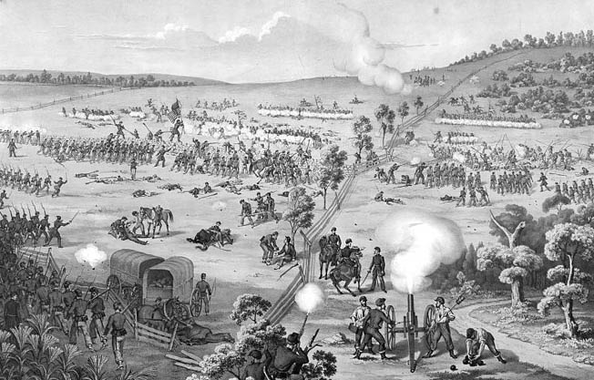 The bloody Battle of South Mountain, Maryland, on September 14 served as a bitter prelude to the even bloodier Battle of Antietam three days later. The delaying action bought the Confederates much-needed time.