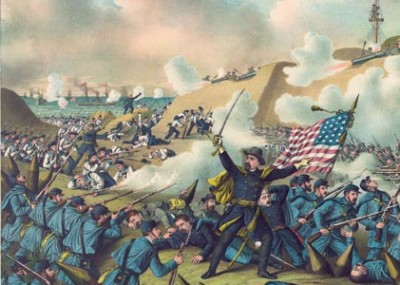 The Marine Corps in the Civil War