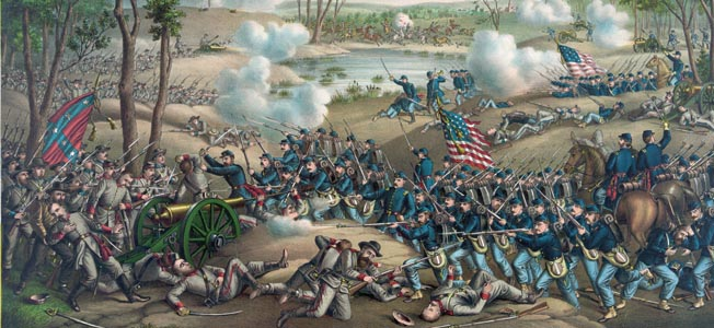 "Ulysses S. Grant would later admit that Cold Harbor was the one battle he ""would not fight again."" Many federal soldiers who survived would agree."