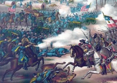 Confederate Major General Earl Van Dorn