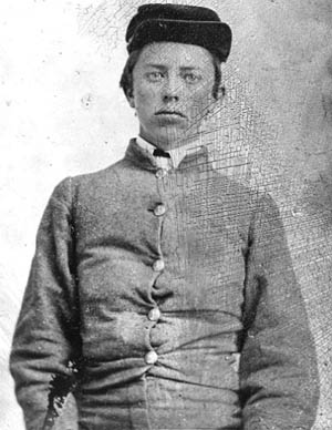 17-year-old cadet Thomas G. Jefferson.