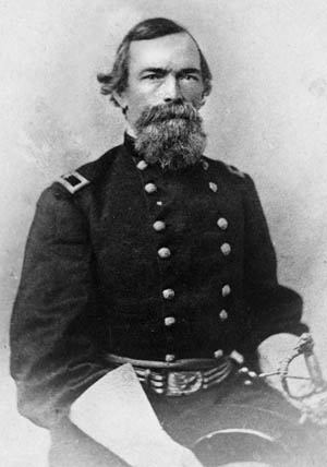 Union Brig. Gen. William Birney.