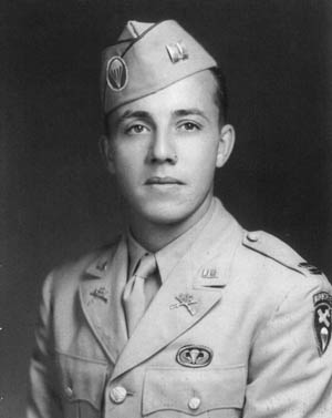 "Captain Leroy ""Dave"" Brummitt, 3rd Battalion, 507th PIR, controlled the tactical side of the battle at Graignes."