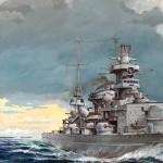The Scharnhorst: A Cursed Warship?