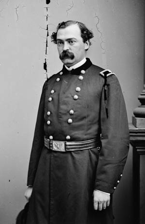 General James Ledlie.