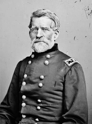 Brig. Gen. Isaac Trimble.