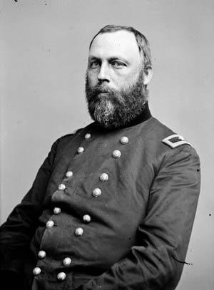 Union Surgeon General William A. Hammond.
