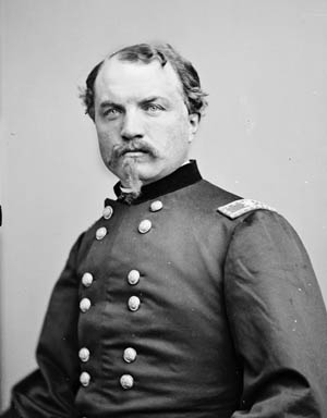 Union General William Averell.
