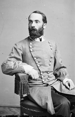 Major General Joseph Wheeler.