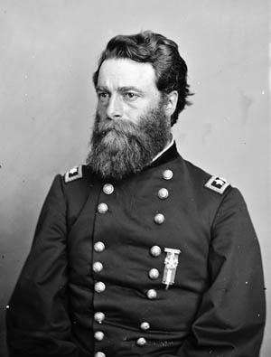 General Frederick Steele.