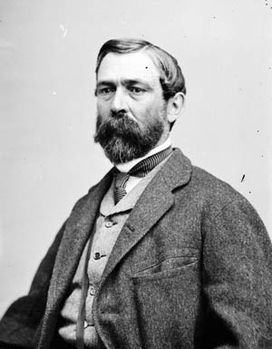 Confederate Maj. Richard C. Taylor.