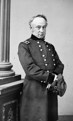 Among the many individuals involved in the 17-year-long project to put together the Official Records were Union Maj. Gen. Henry W. Halleck.