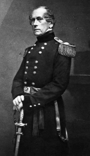 Maj. Gen. John Wool.