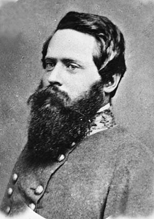 Confederate General Fitzhugh Lee, was a friend and classmate of Averell at West Point.
