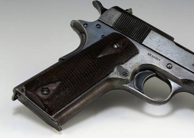 John Browning's Masterpiece: The M1911