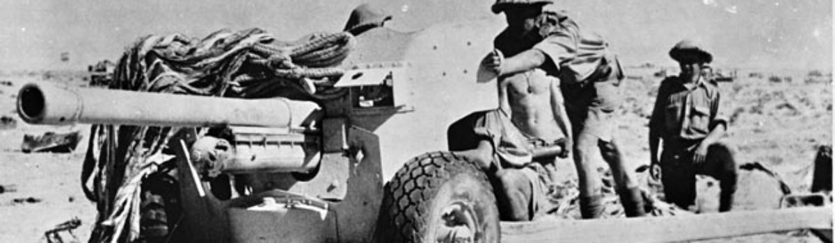 Ordeal at Outpost Snipe: Defiant Stand at El Alamein