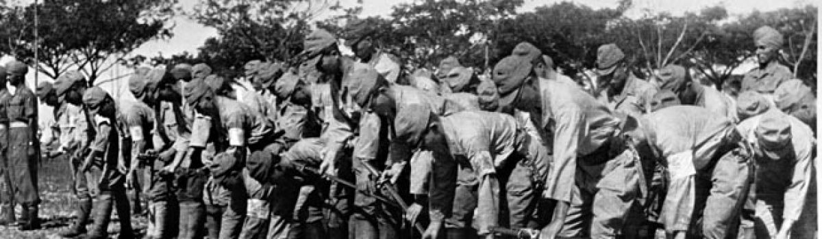 The Imperial Japanese Army's Takasago Volunteers