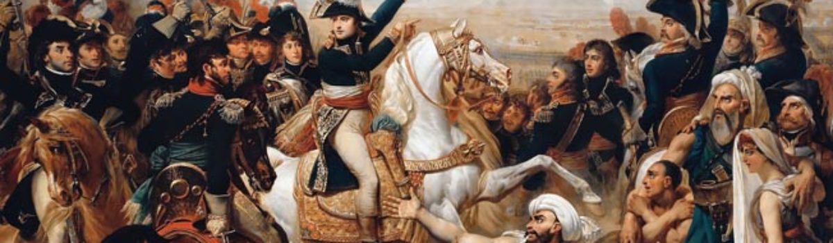 Lust for Glory: Napoleon's Egypt Campaigns Helped With Invading Europe