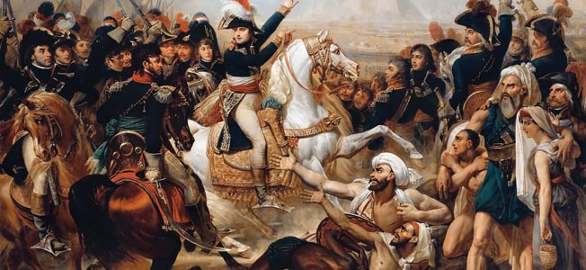Napoleon Bonaparte's invasion of Egypt in the summer of 1798 served as a dress rehearsal for his subsequent conquest of Europe.