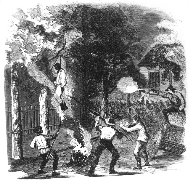 Several African Americans were lynched during the rioting; others were beaten to death by rioters. Police were ordered to escort black citizens to safety at their precincts.