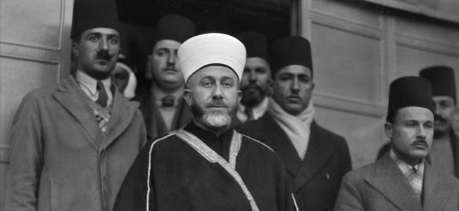 Image result for Grand Mufti of Jerusalem