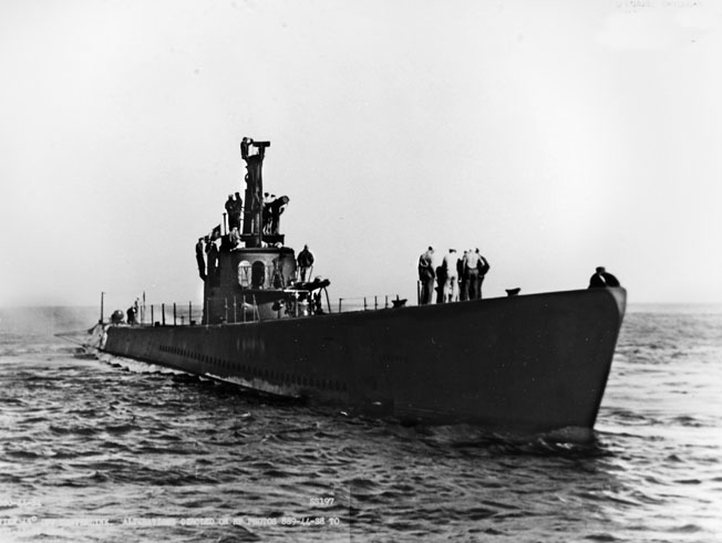 A week after the Japanese attack on Pearl Harbor, the submarine USS Seawolf fired a total of eight torpedoes at an enemy freighter. Only one of the unreliable torpedoes struck home, and it failed to explode.