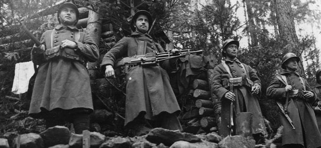 During the 1940 Battle of Gembloux, French forces proved more than a match for the Germans at this Belgian village, but victory proved incomplete...