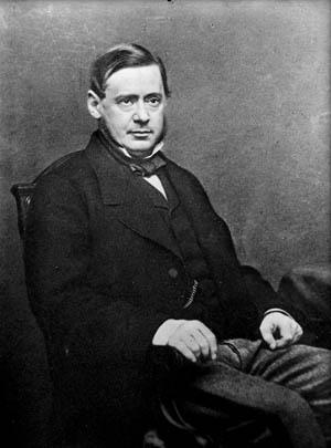 Lord Lyons, British ambassador to the United States.