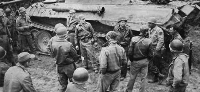 That night, as during the previous one, elements of the 2nd SS Panzer Division Das Reich passed through the LAH on their way to an area east of the river Dives, where they were to form part of a major counterattack force.