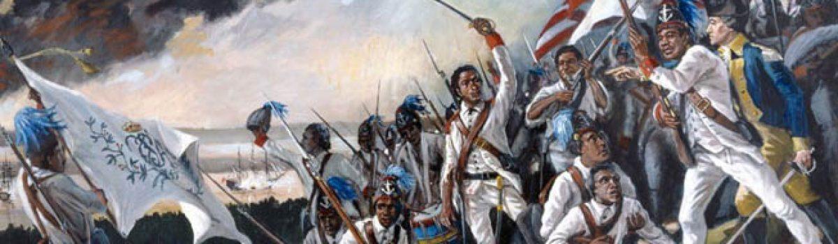 African American Revolutionary War Heroes: Boston to Yorktown