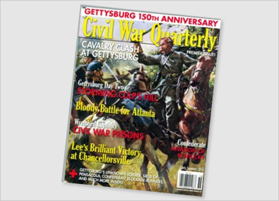 Civil War Quarterly – Premiere Issue