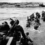 Visiting world-famous D-Day beaches can be a moving experience