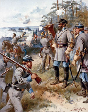 """As Robert E. Lee's """"right hand"""", the death of Thomas J. """"Stonewall"""" Jackson was a crushing blow to the Confederate army. But was it pneumonia?"""