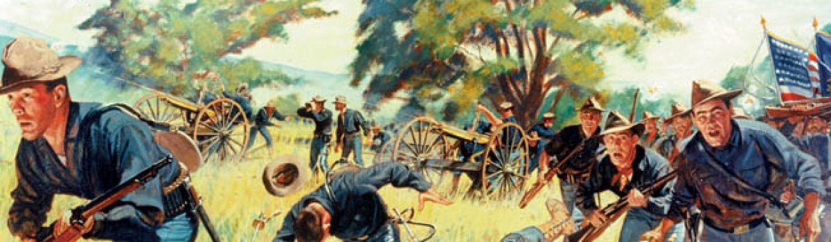 The Gatling Gun: A Civil War Innovation