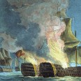 History repeated itself at the Second Battle of Copenhagen: Napoleon Bonaparte lost most of his fleet in another defeat at the hands of his archenemy.