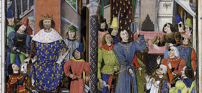 In the spring of 1356, Edward the Black Prince launched another chevauchée north from Gascony to attack King John.