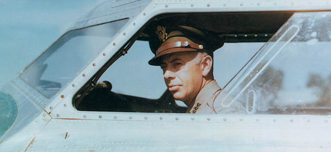 The most audacious American air commander of World War II was by all odds Lt. Gen. George C. Kenney of the Fifth Air Force. Read all about him here.