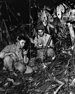 """The story of the Navajo code talkers is now well known, but the first use of """"code talkers"""" occurred in World War I, when Choctaw speakers were employed."""