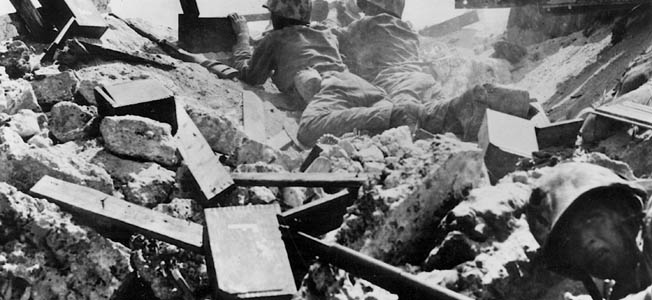 The naval force used in the Battle of Tarawa (the Fifth Fleet) was enormous, but was it enough to break through Japan's incredible defenses?