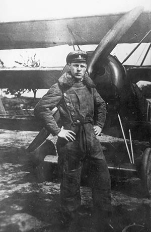 The following is part of a combat diary account of Robert von Greim, World War I fighter ace and former head of the German Luftwaffe during World War II.