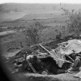 Civil War fieldworks
