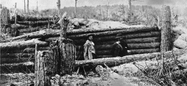 Around the time of the Battle of Gettysburg, the axe, the pick and the shovel began to figure heavily in the way in which the Civil War was fought.