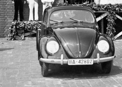 The Nazi Porsche: Adolf Hitler and the Volkswagen Beetle