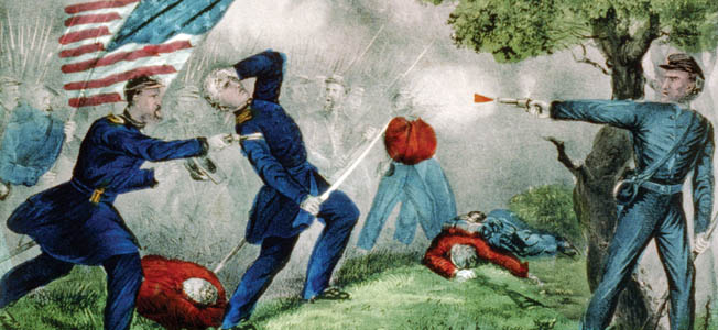 The embarrassing Union Army defeat at the Battle of Ball's Bluff on October 21, 1861, was only the beginning of Brig. Gen. Charles P. Stone's troubles.