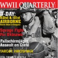 The Spring 2014 issue of World War II Quarterly Magazine.