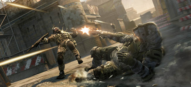 Warface is another of many shooters that take war into the near future, doubling up on tech while sticking to real-world locations and a first-person perspective.