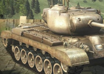 Game Features: World of Tanks